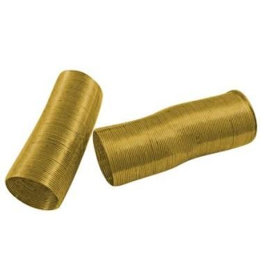 Sarma memorie inel aurie 50spire -0,6mm