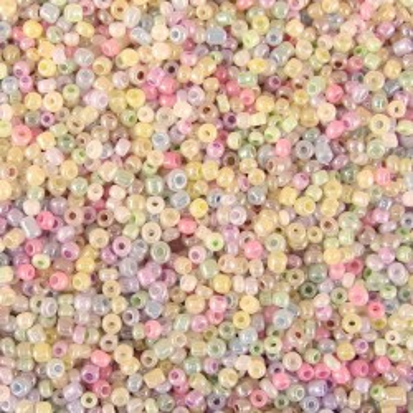 Margele nisip 2mm perlate Ceylon
