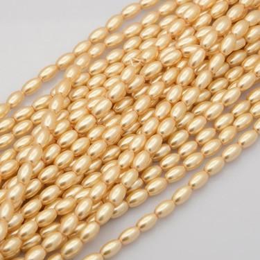 Margele perle imitatie sticla