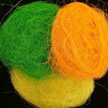 Iarba colorata (paie) 10 g