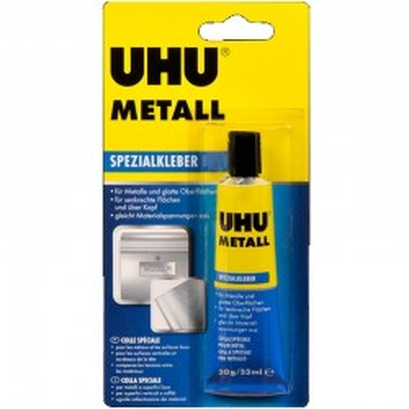 Adeziv UHU metal 30g 46670